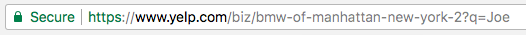 Grab the URL at the top of the page after searching