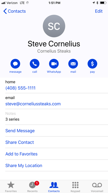 Follow Up Email After Phone Call Sales templates can be made more efficient by including the customers company in their contact