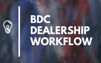 BDC Dealership Workflow (Includes Free Templates!)