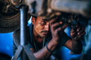 your car sales career centers around hard work
