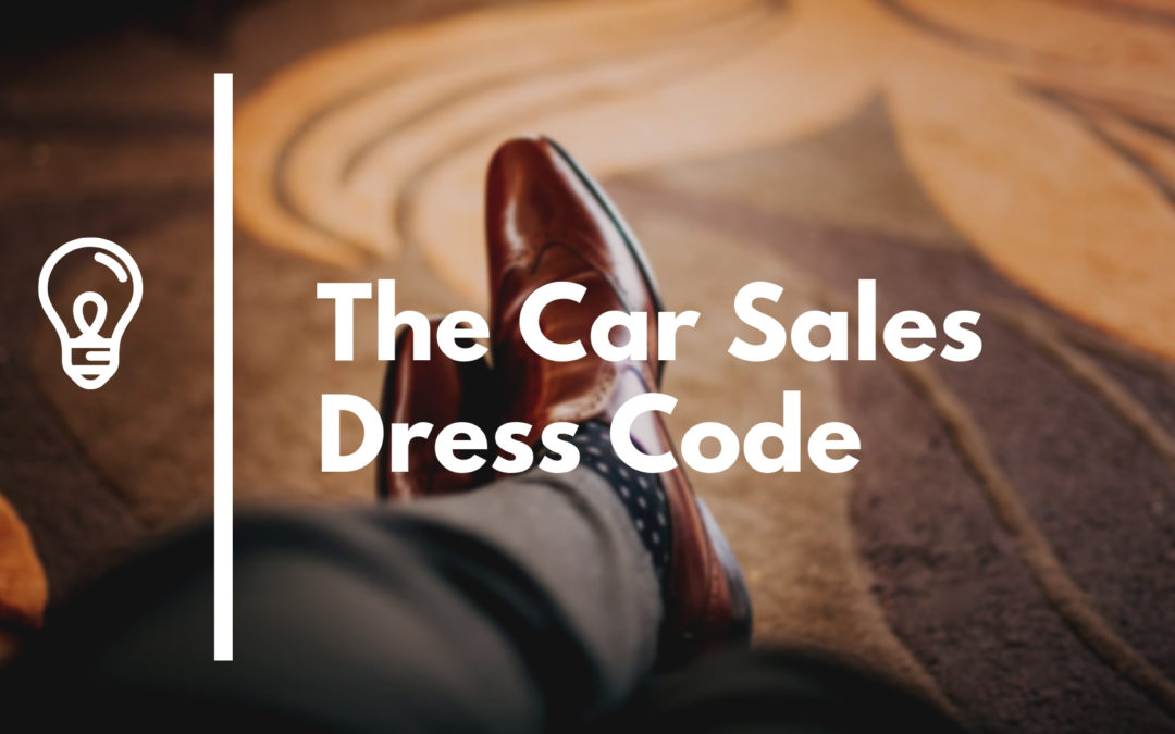 Car Salesman Dress Code