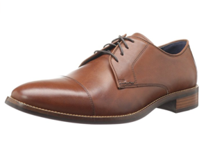 Cole Haan makes shoes that are popular and fit the car salesman dress code!