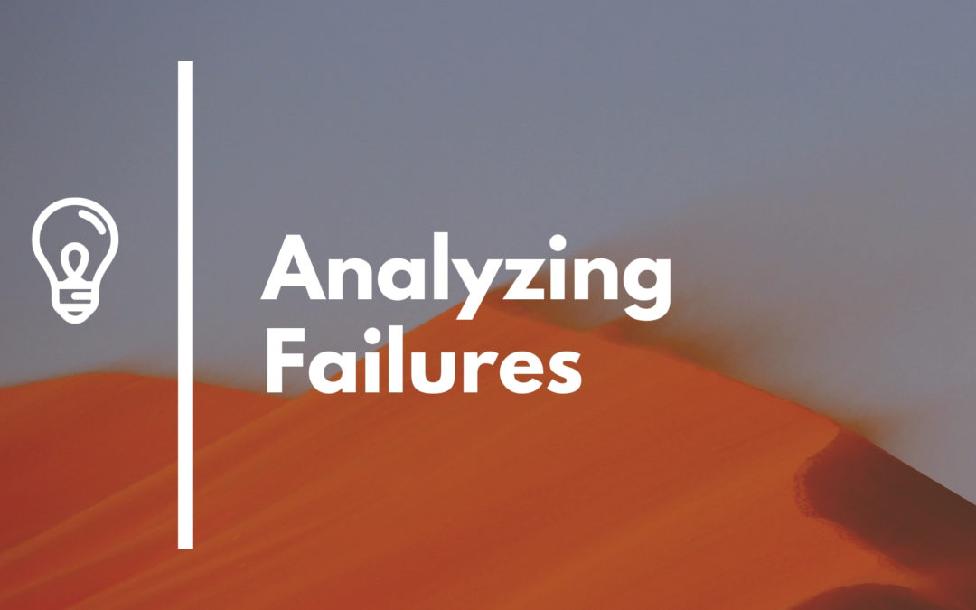 Failure Analysis in Sales (Analyzing a Bad Conversation)