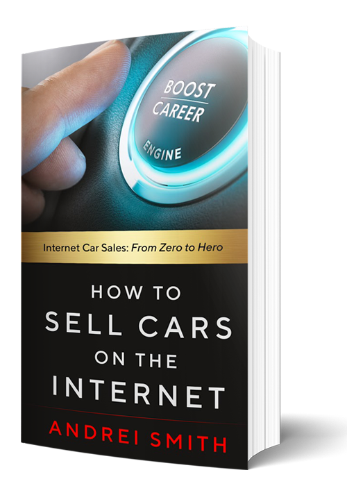 How To Sell Cars on the Internet Cover Image