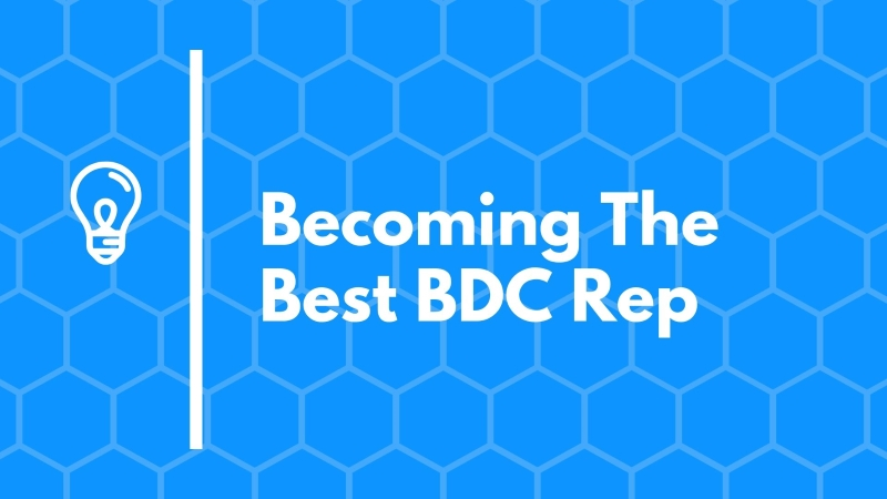 Successful BDC Representative | Four Questions